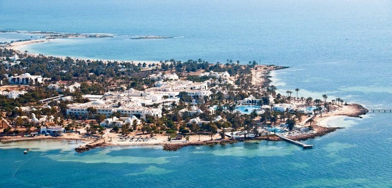 Djerba Urlaub All Inclusive Ferien ab 247,00€
