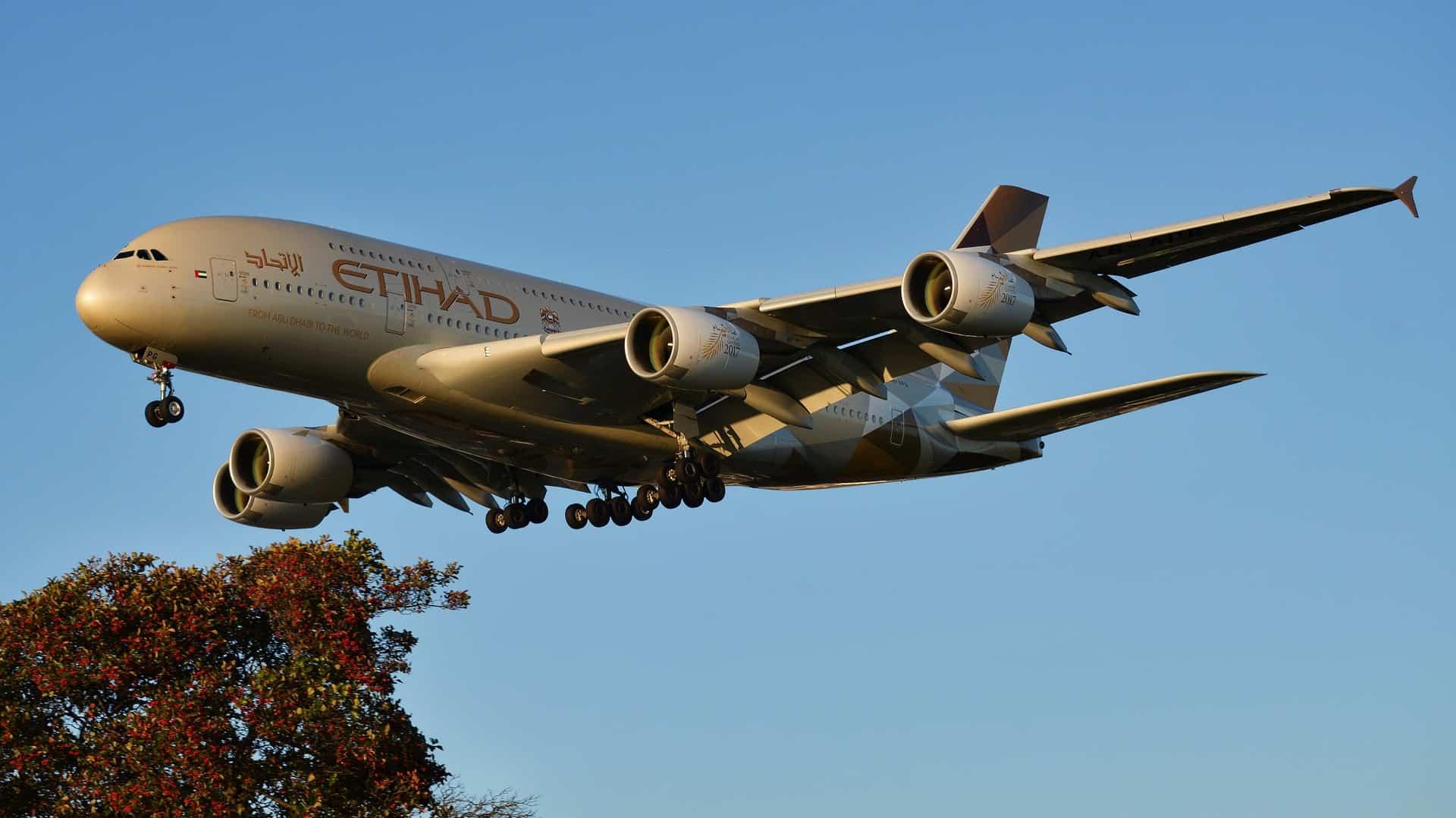 Etihad hilft Jet Airways vor der Insolvenz und pumpt Geld rein