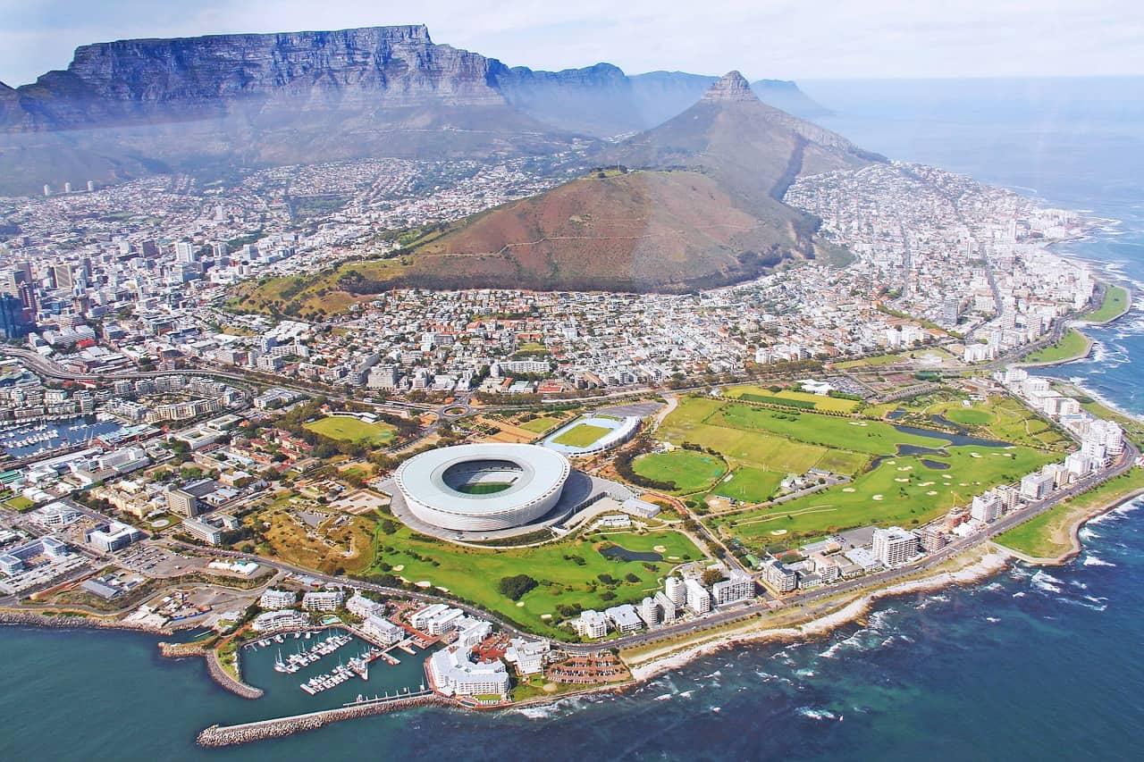 Flüge nach Kapstadt inklusive Mietwagen nur 564,00€+