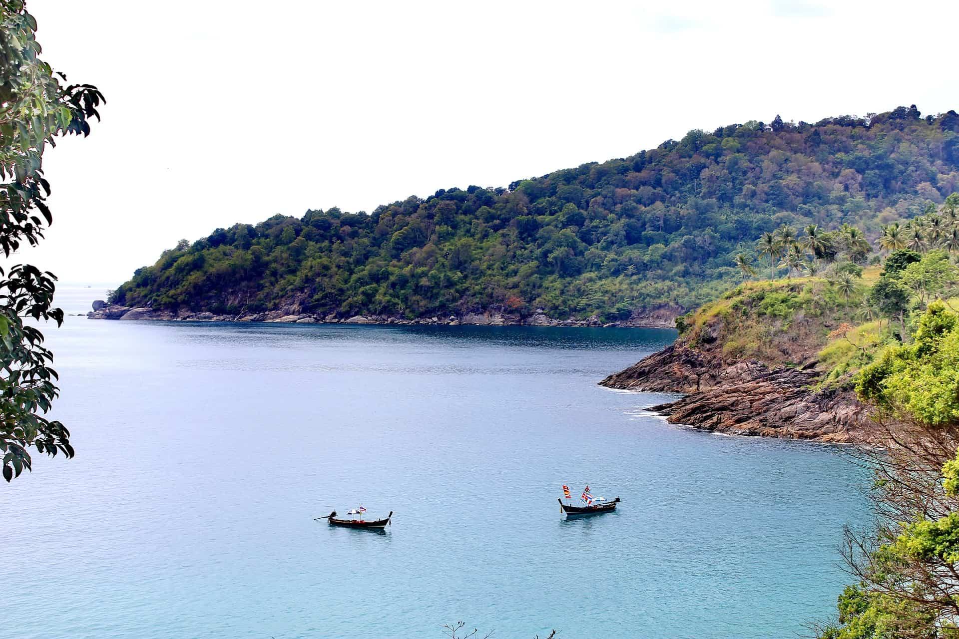 Freedom Beach Ferien in Thailand