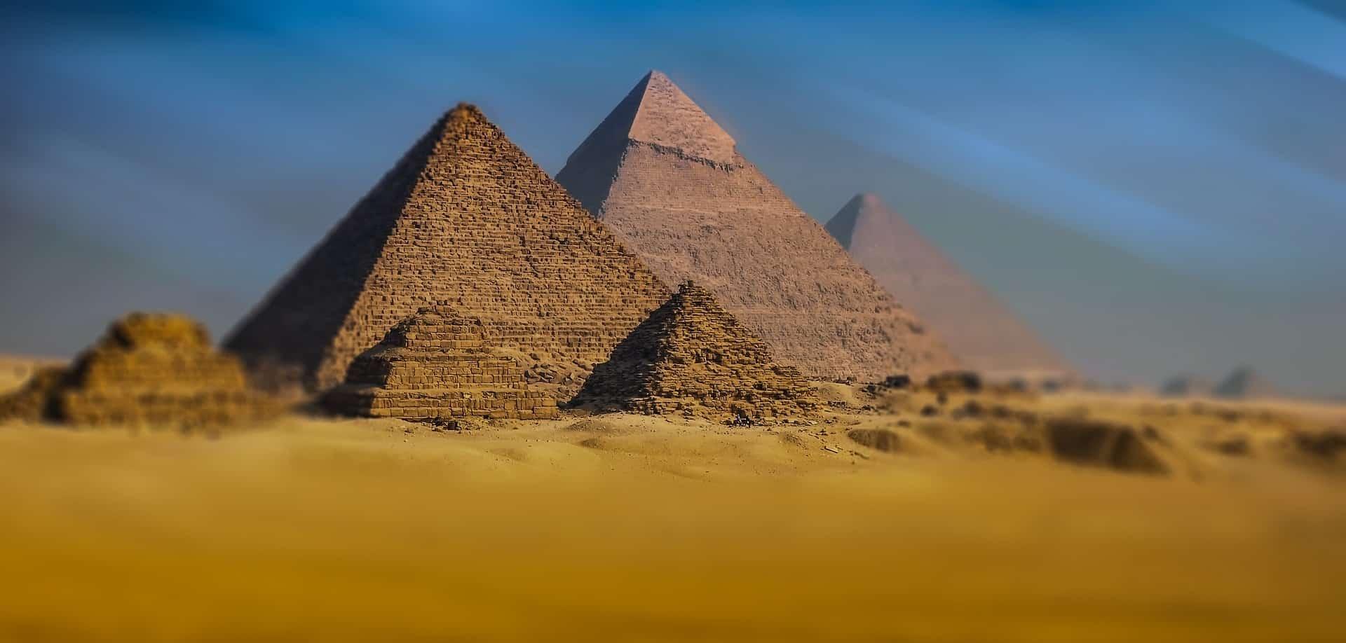 Gizeh Pyramide