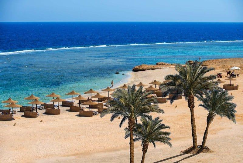 Glückshotel Ägypten Concorde Moreen Beach Resort & Spa in Marsa Alam