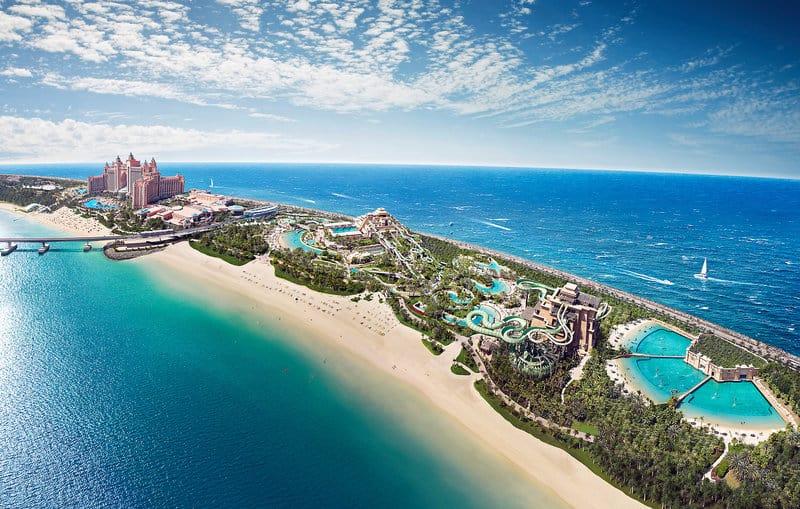 Glückshotel Dubai - 5 Sterne nur 537,00€ 5 Nächte Arabische Emirate