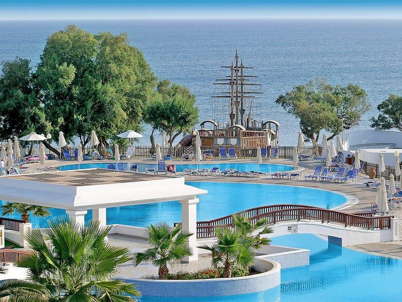 Glückshotel Griechenland - 4 Sterne Kreta Roulette Reise