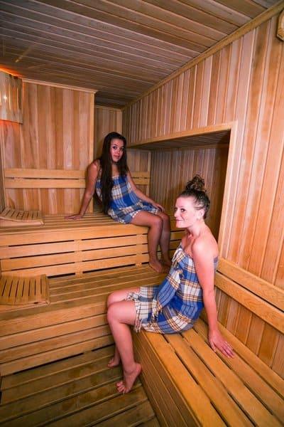 Hauseigene Sauna im günstigsten Hotel in Antalya