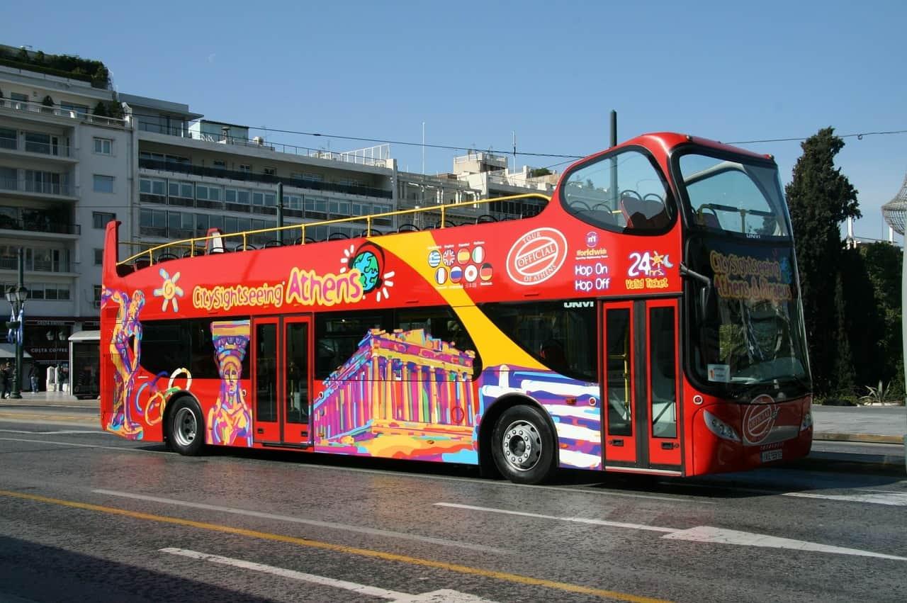 Hop on Hop off Bus Athen