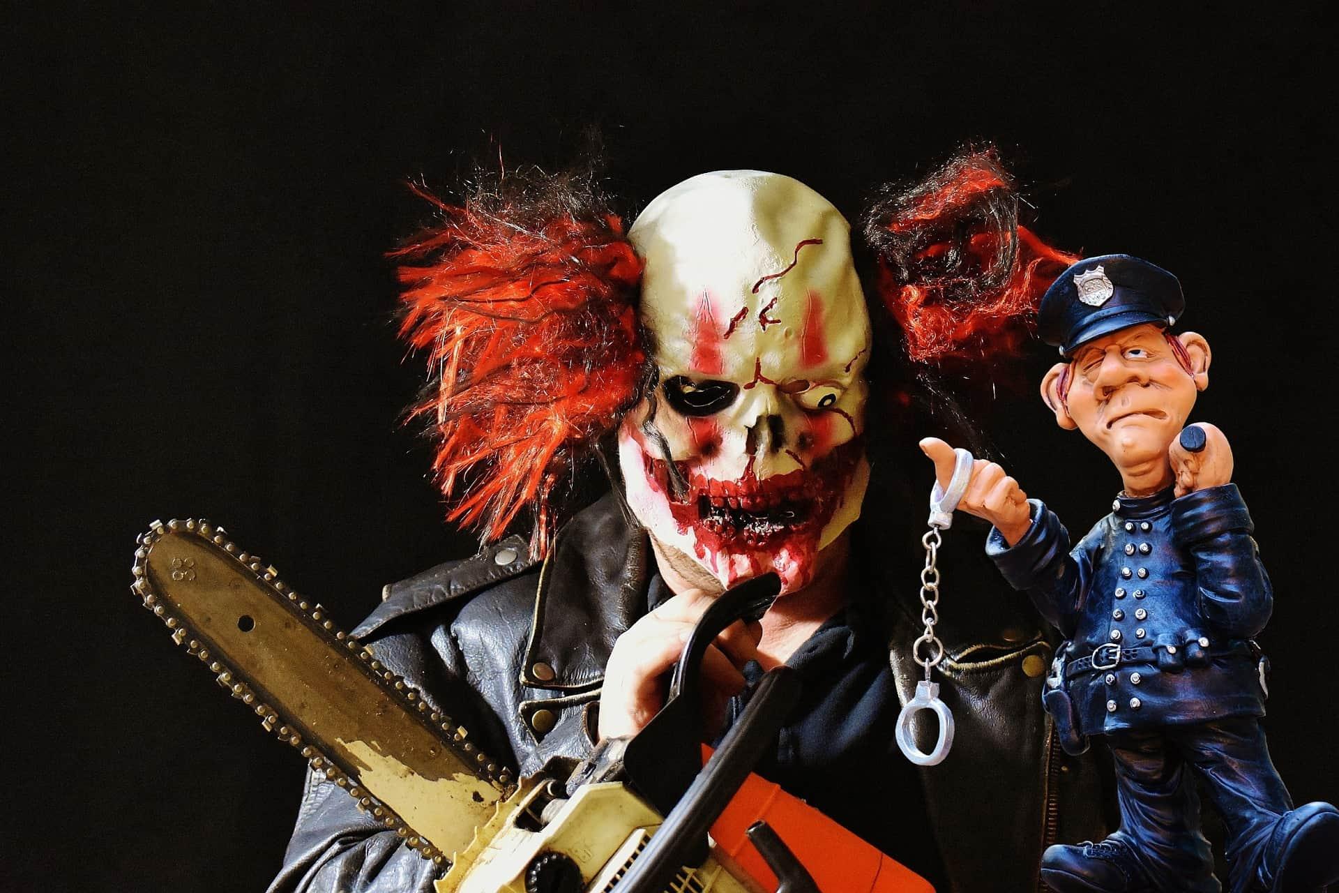Horror Clowns werden euch in den schaurigsten momenten noch mehr erschrecken