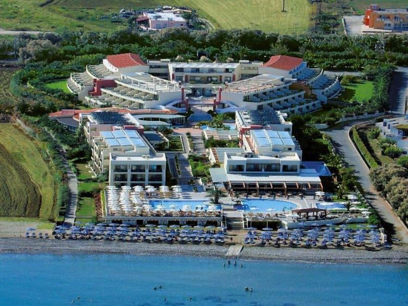Hydramis Palace Beach Resort - Roulette Reise Kreta