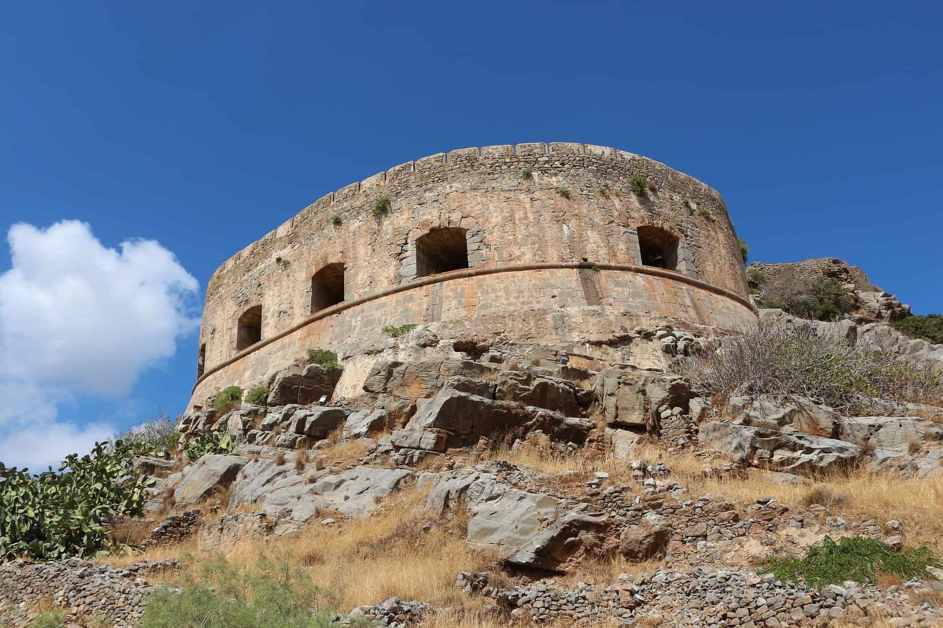 Im Hinterland von Malia Kreta 's Historie entdecken