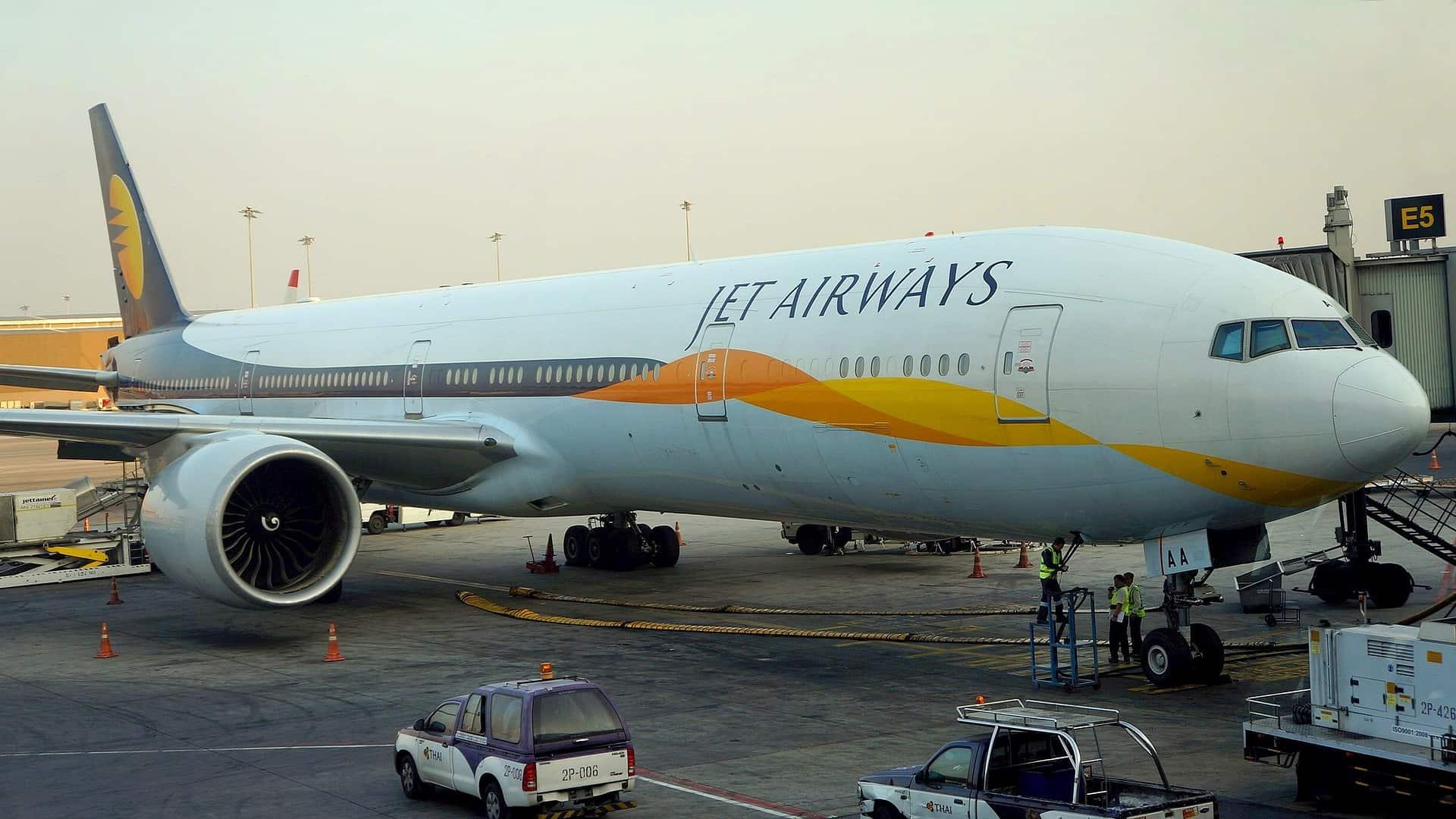 Jet Airways Insolvenz kampf geht in die nächste Runde