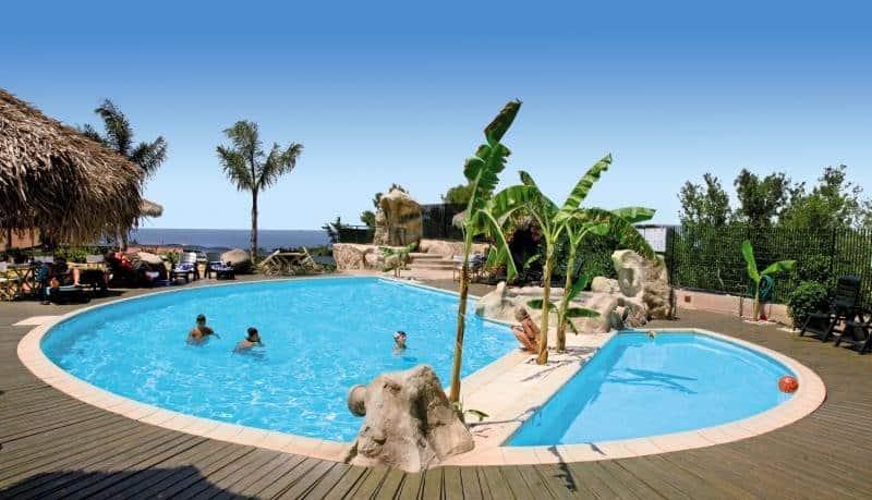 L'Arcobaleno 3 Sterne Resort Roulette Reisen Italien