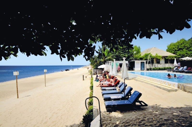 Lamai Wanta Beach Resort direkte Strandlage