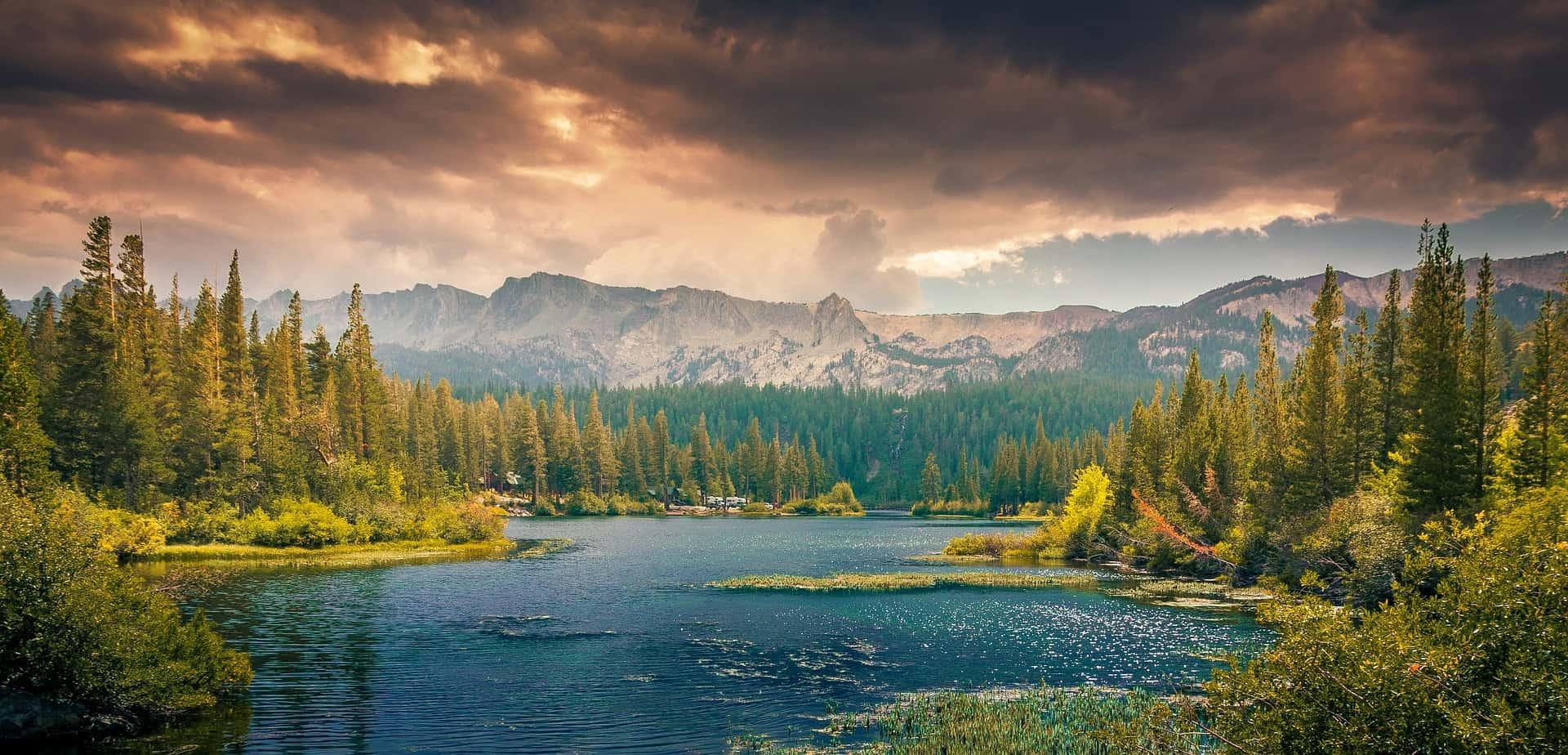 Landschaft Kanada Urlaub