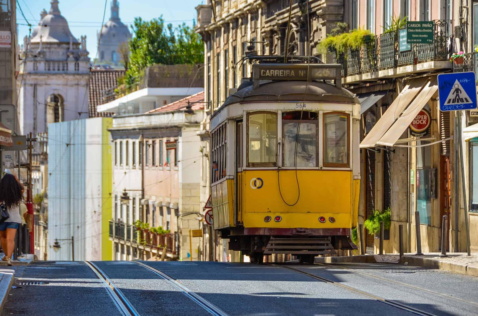 Lissabon Städtereisen im Frühling sind hier besonders beliebt