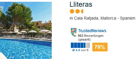 Lliteras - Cala Ratjada Mallorca Spanien