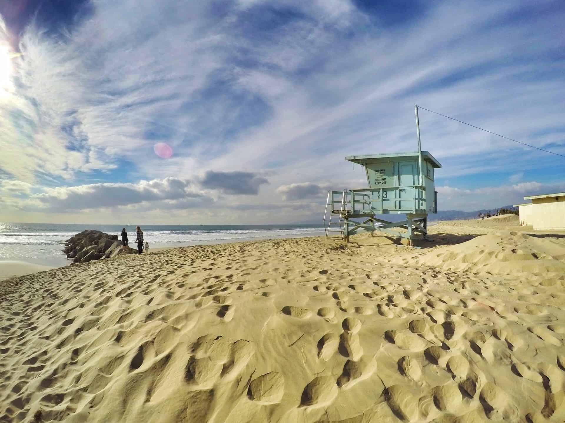 Los Angeles Rundreise Westküste USA selbstfahrer Empfehle ich mit dem Mietwagen