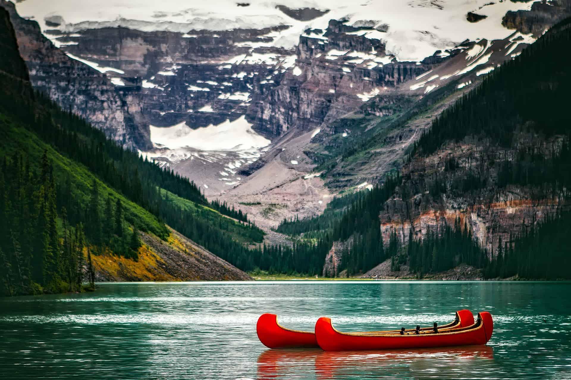 Louise See in Kanada - Ferien in Kanada günstig buchen