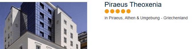 Luxushotel in Athen