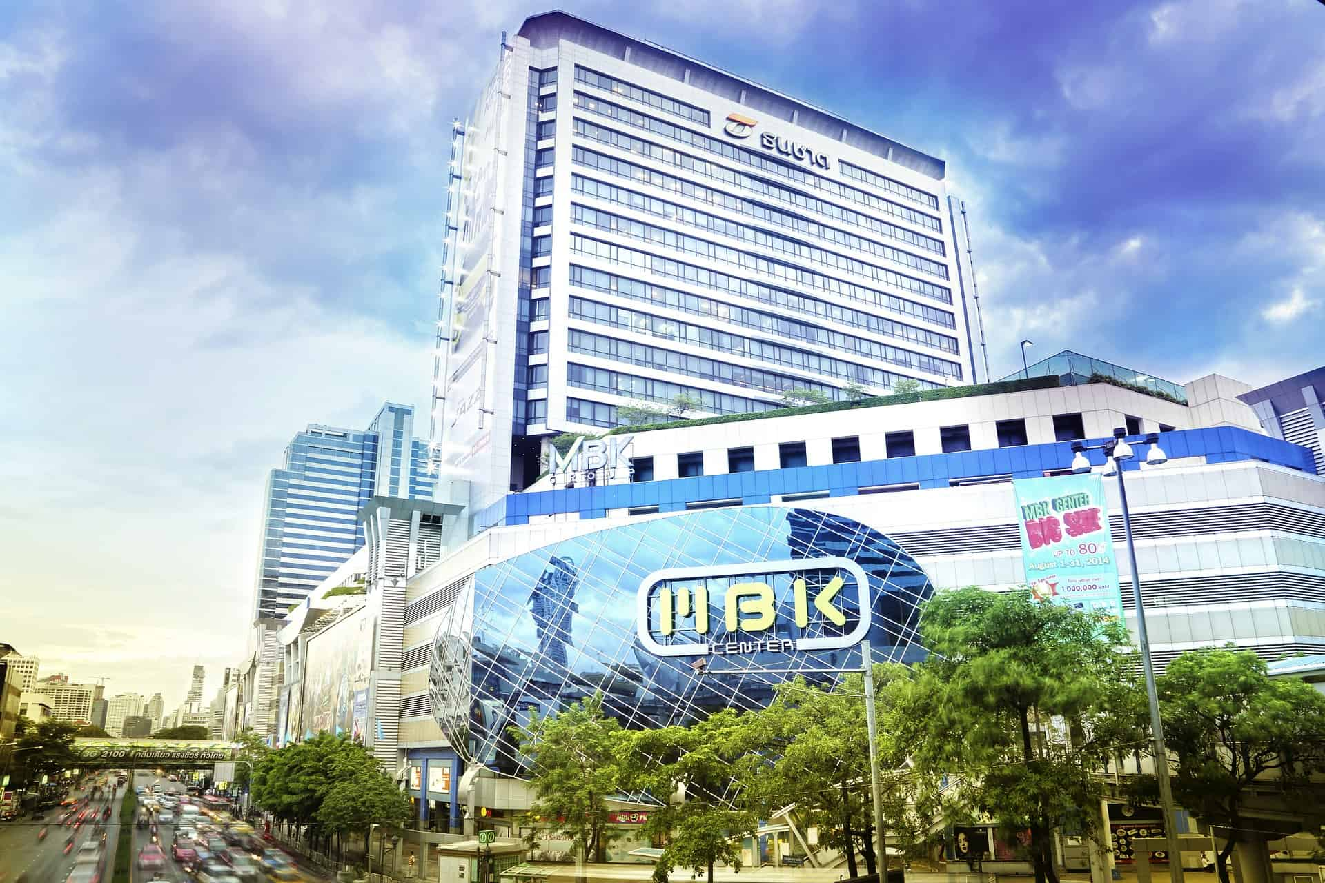 MBK Center seriös Shopping in Bangkok