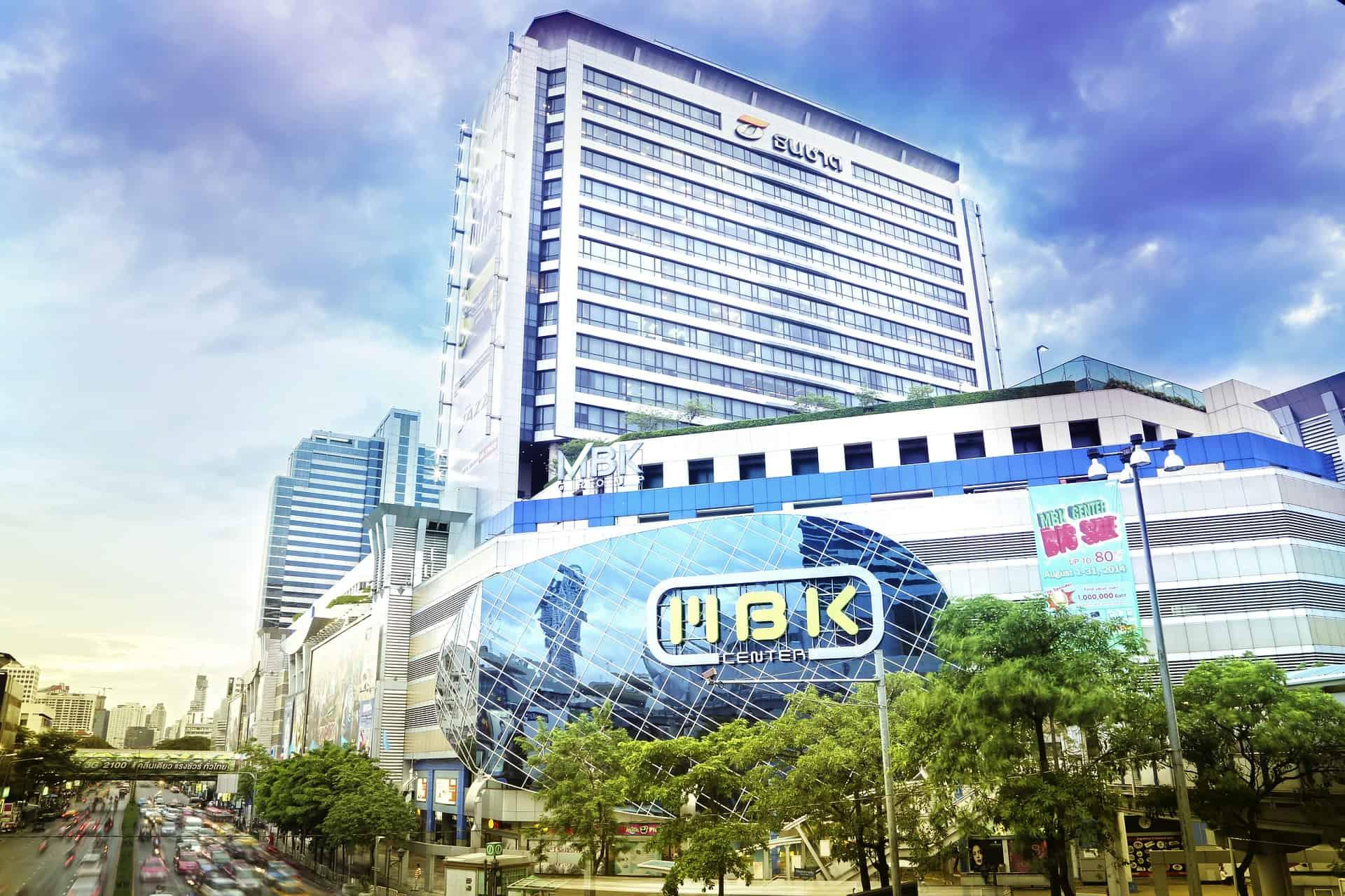 MBK Center seriös Shopping in Bangkok
