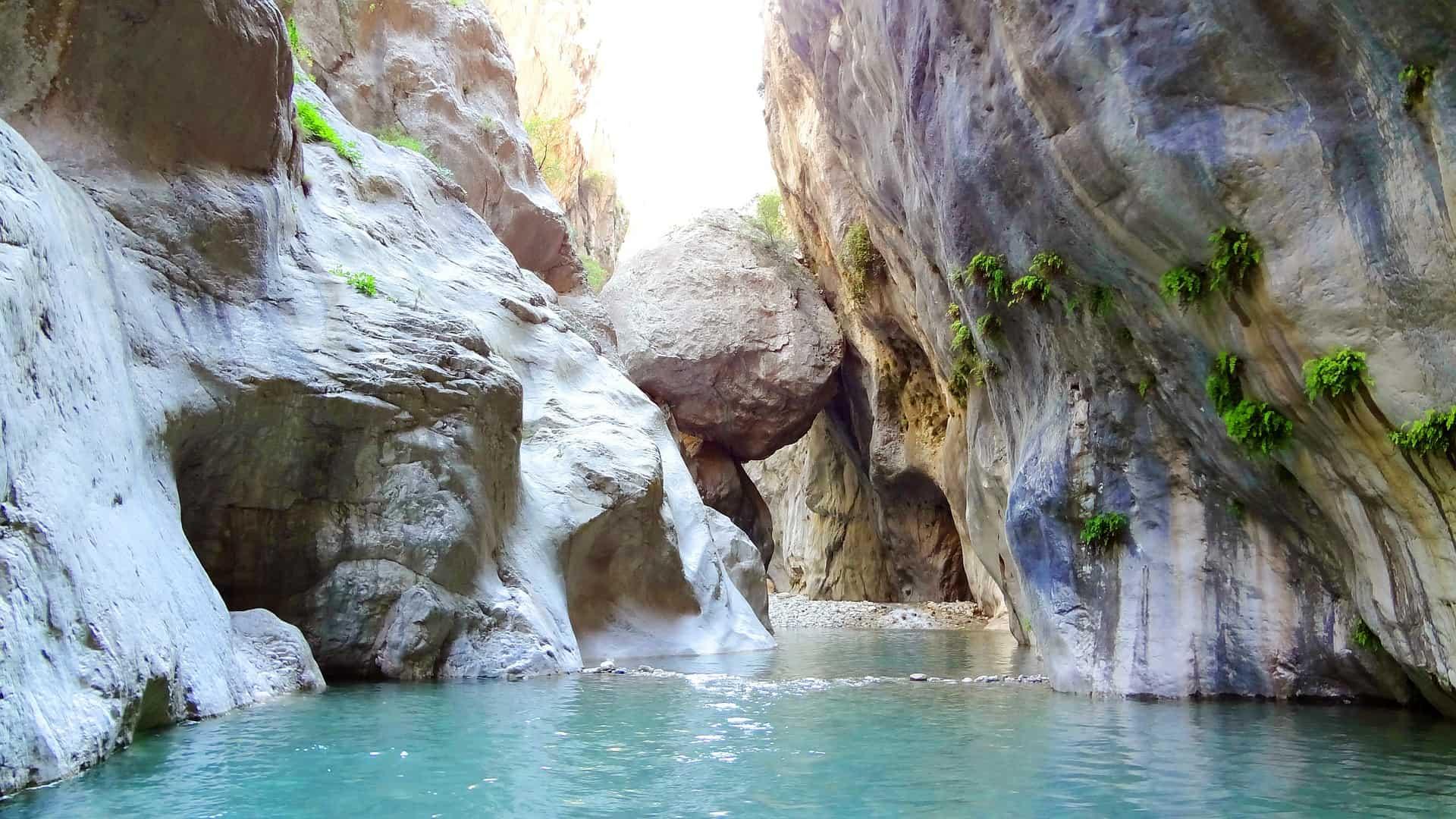 Meereshöhlen Kreuzfahrt Antalya