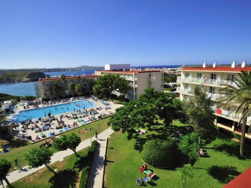 Menorca All Inclusive Urlaub im Club Hotel Aguamarina