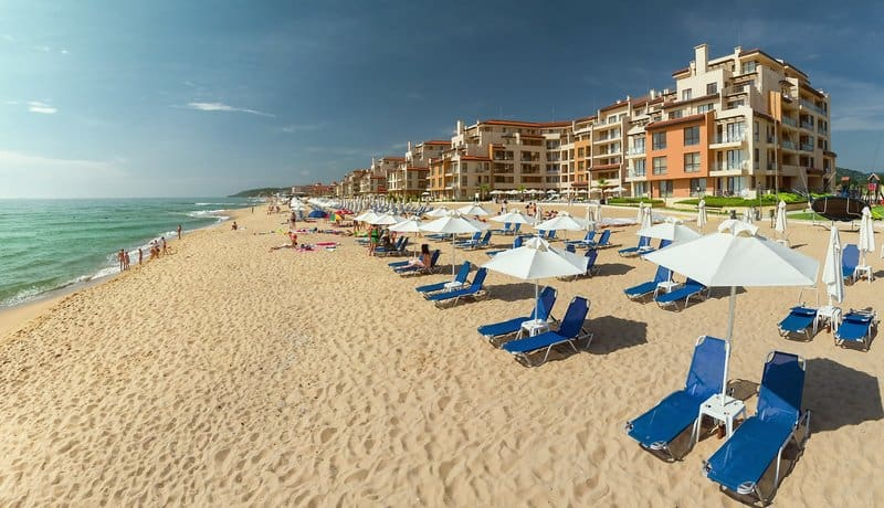 Obzor Beach Resort 4 Sterne Hotel - Sonnenstrand Urlaub in Bulgarien