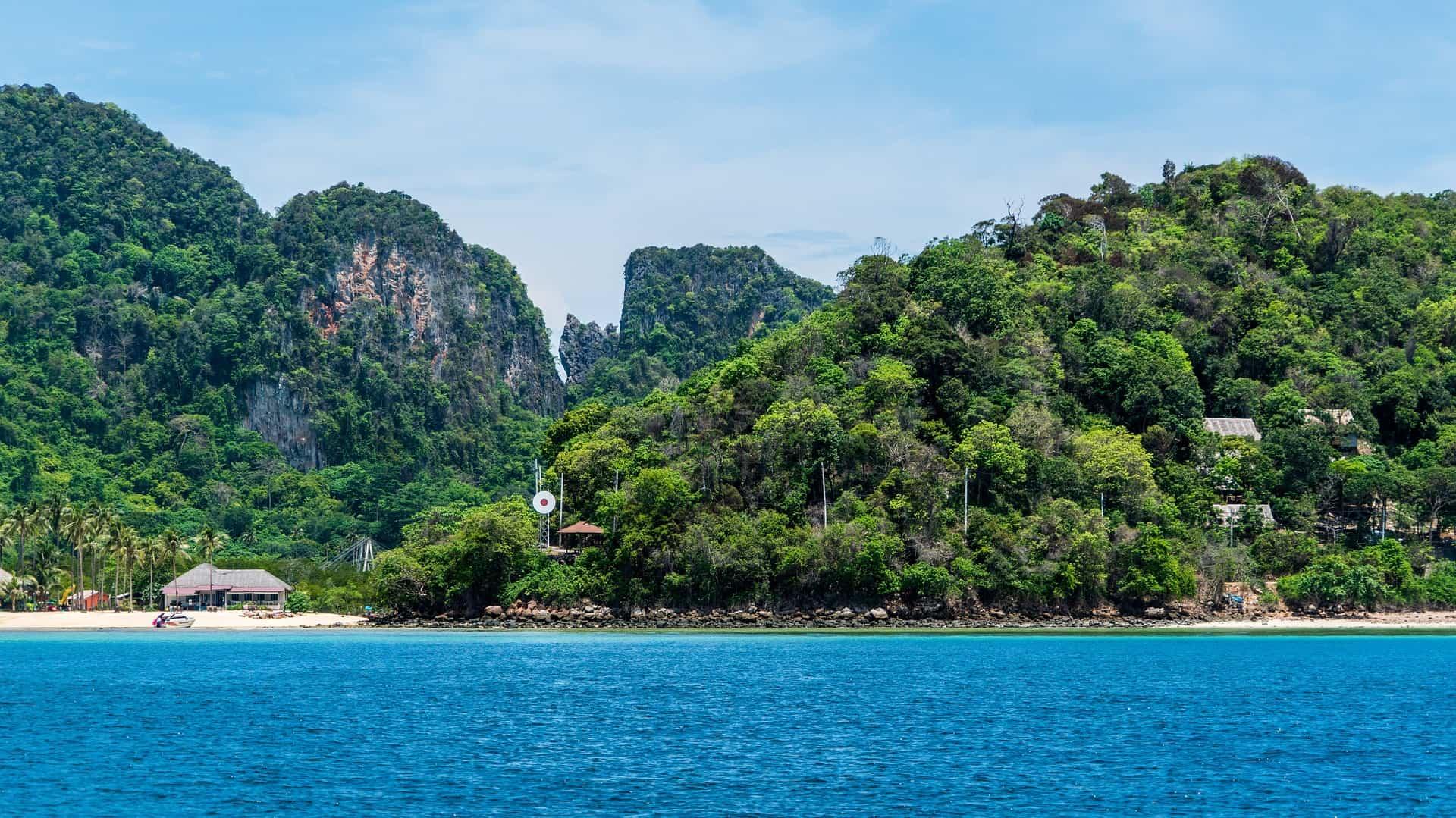Patong Beach Reisen in Thailand
