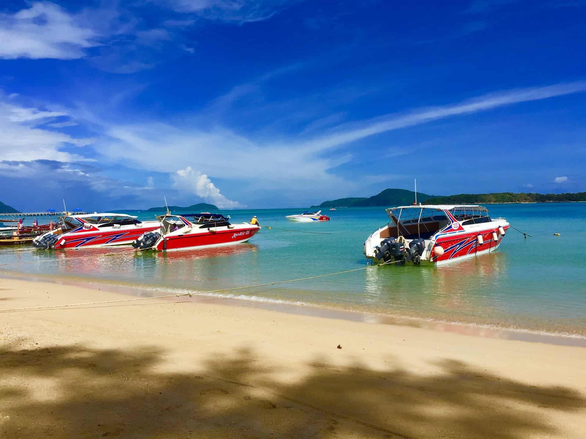Phuket Urlaub am Natai Beach