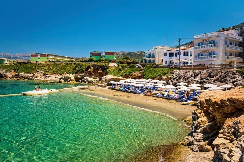 Porto Greco Village Beach 4 Sterne Hotel