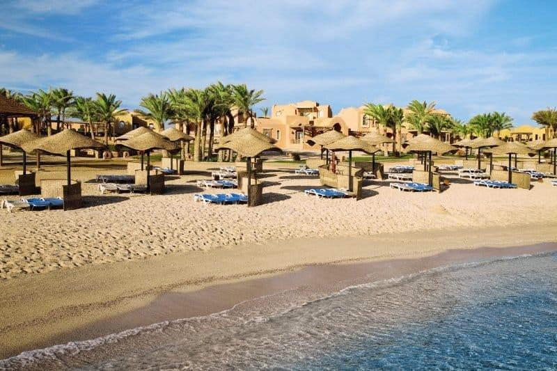 Raddison Blue Resort El Queseir - Ägypten Glückshotel in Marsa Alam