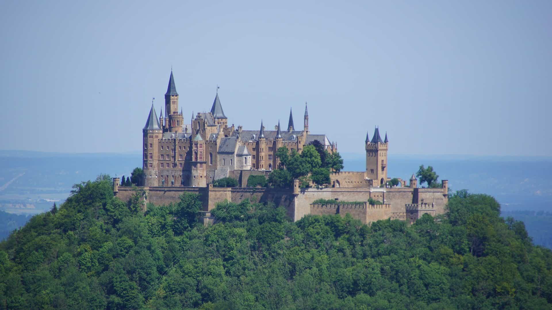 Ritterlicher Kurzurlaub in Hohenzollern