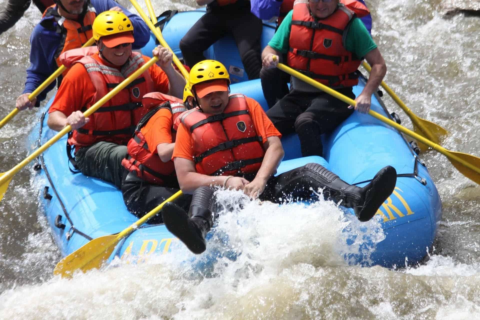 River Rafting Mittelrhein -Aktiv