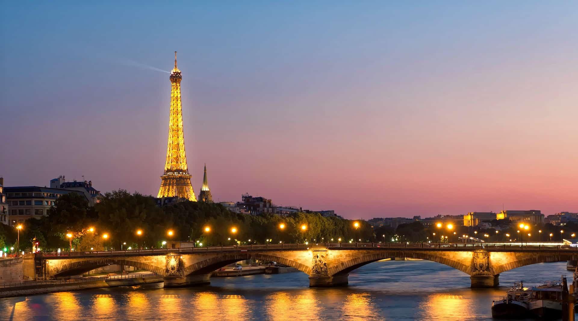 Romantischer Kurzurlaub Paris ruft