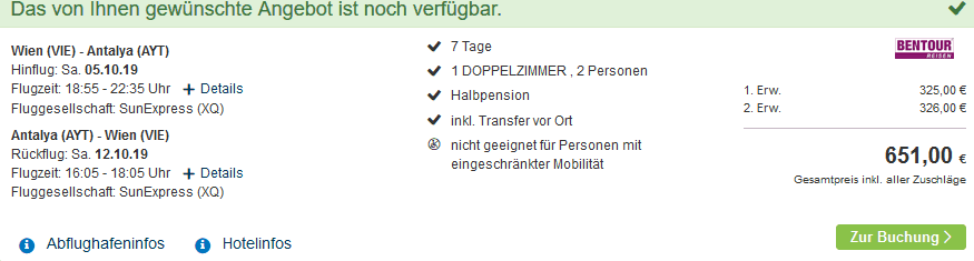 Screenshot Deal Kappadokien Türkei - Märchen Reise in Zentraltürkei ab 325,00€ Rundreisen