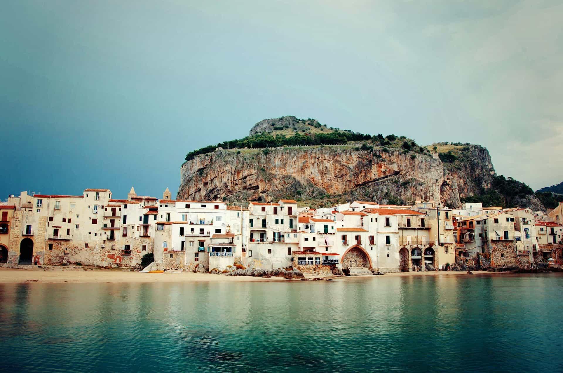 Sizilien als Reiseziel mit Baby