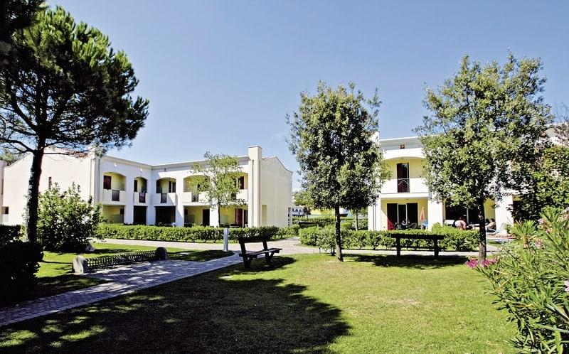 So wohnen Sie im Feriendorf Villaggio Calycanthus 4 Sterne Familienurlaub Italien