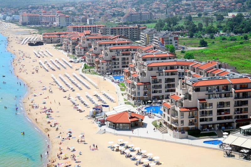 Sonnenstrand Urlaub nur 169,00€ Burgas Bulgarien Reise