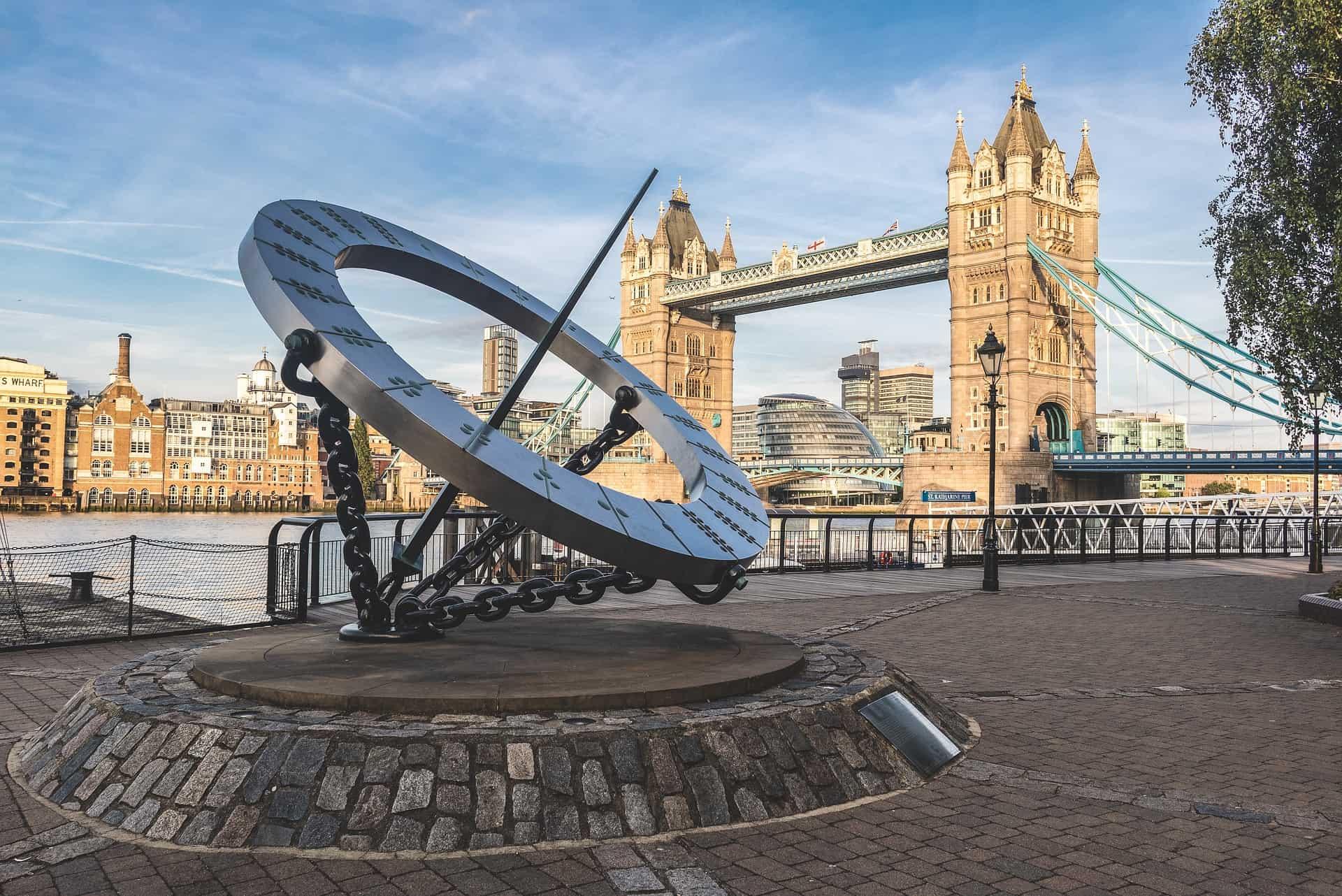 Städtereise - Wochenendtrip London