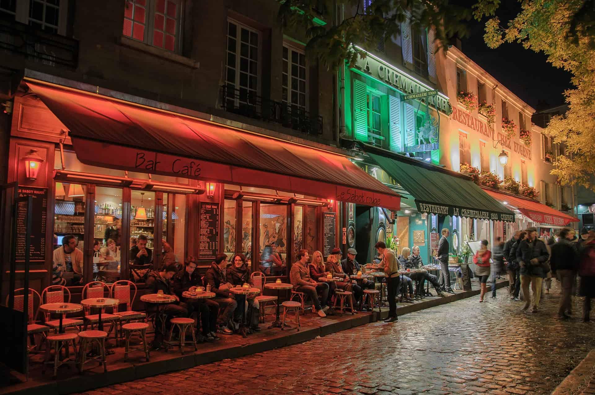 Städtereise romanitsch in Frankreich verbringen