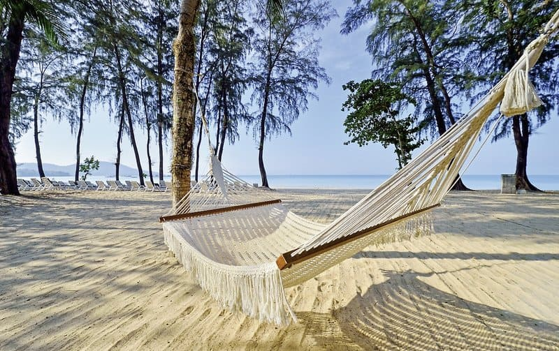 Strand am Dusit Thani Krabi Beach Resort