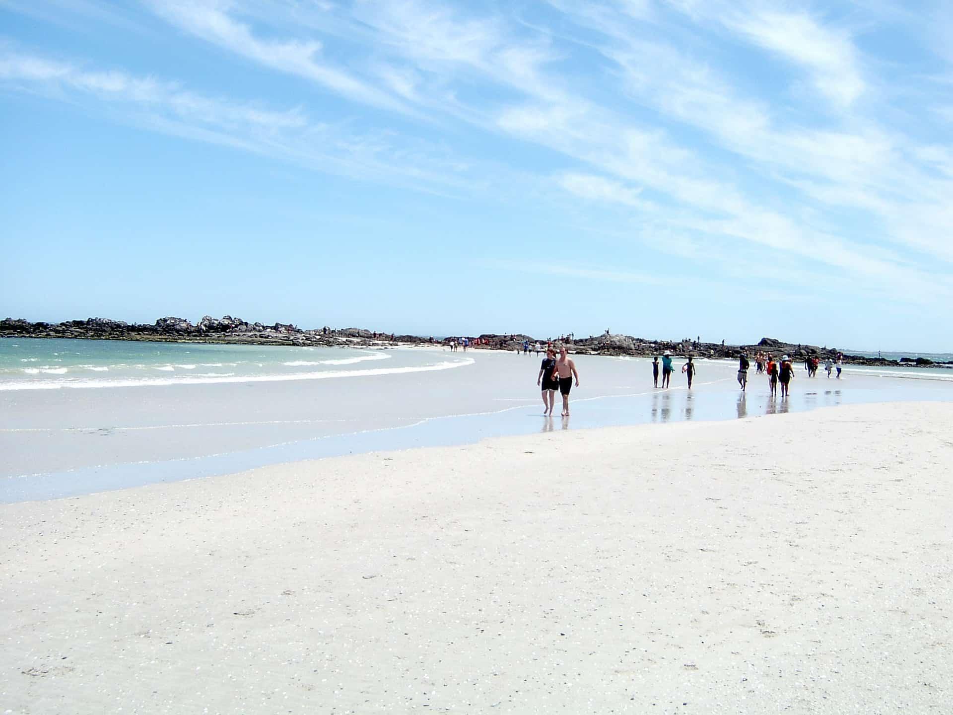 Strandurlaub während der Städtereise in Kapstadt