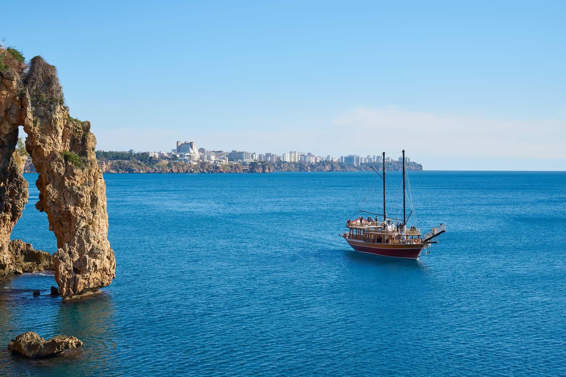 Türkei Kreuzfahrt ab 332,11€ - Blaue Reise Lykische Küste