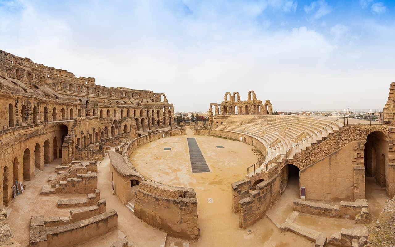 Tunesien Monastir Urlaub El Djem das UNESCO-Weltkulturerbe