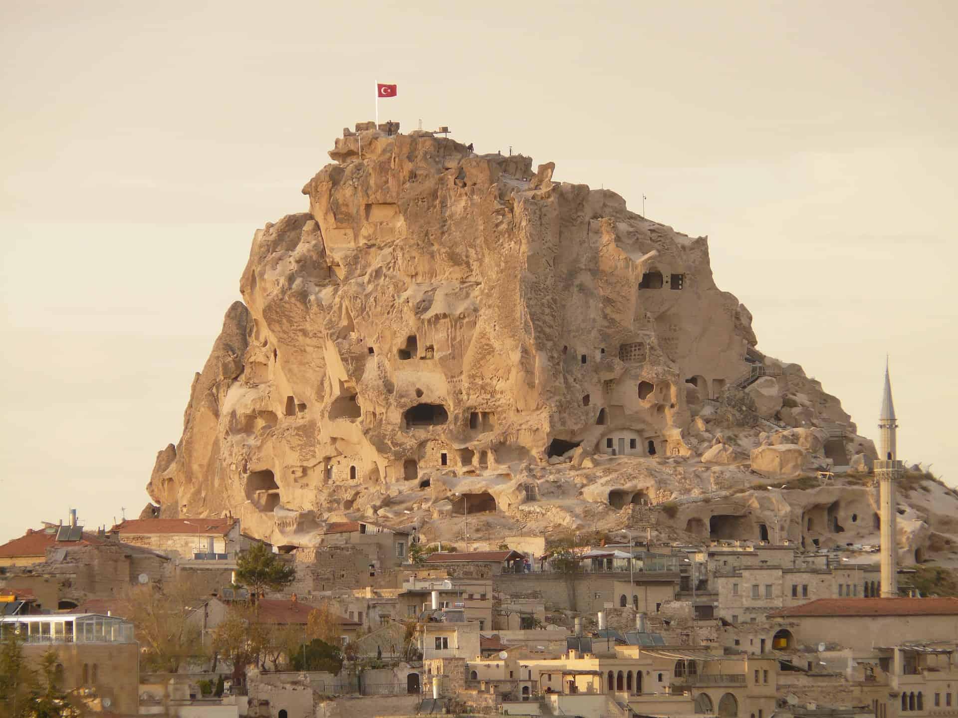 Uchisar der außergewöhnliche Ort in der Türkei - Rundreisen
