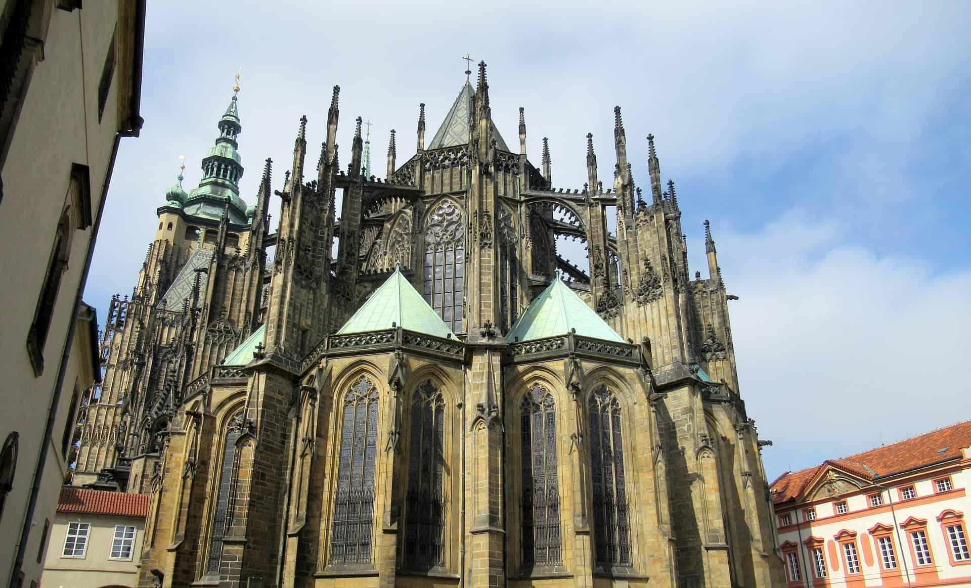 Veits Dom - Prag Sehenswüridgkeiten