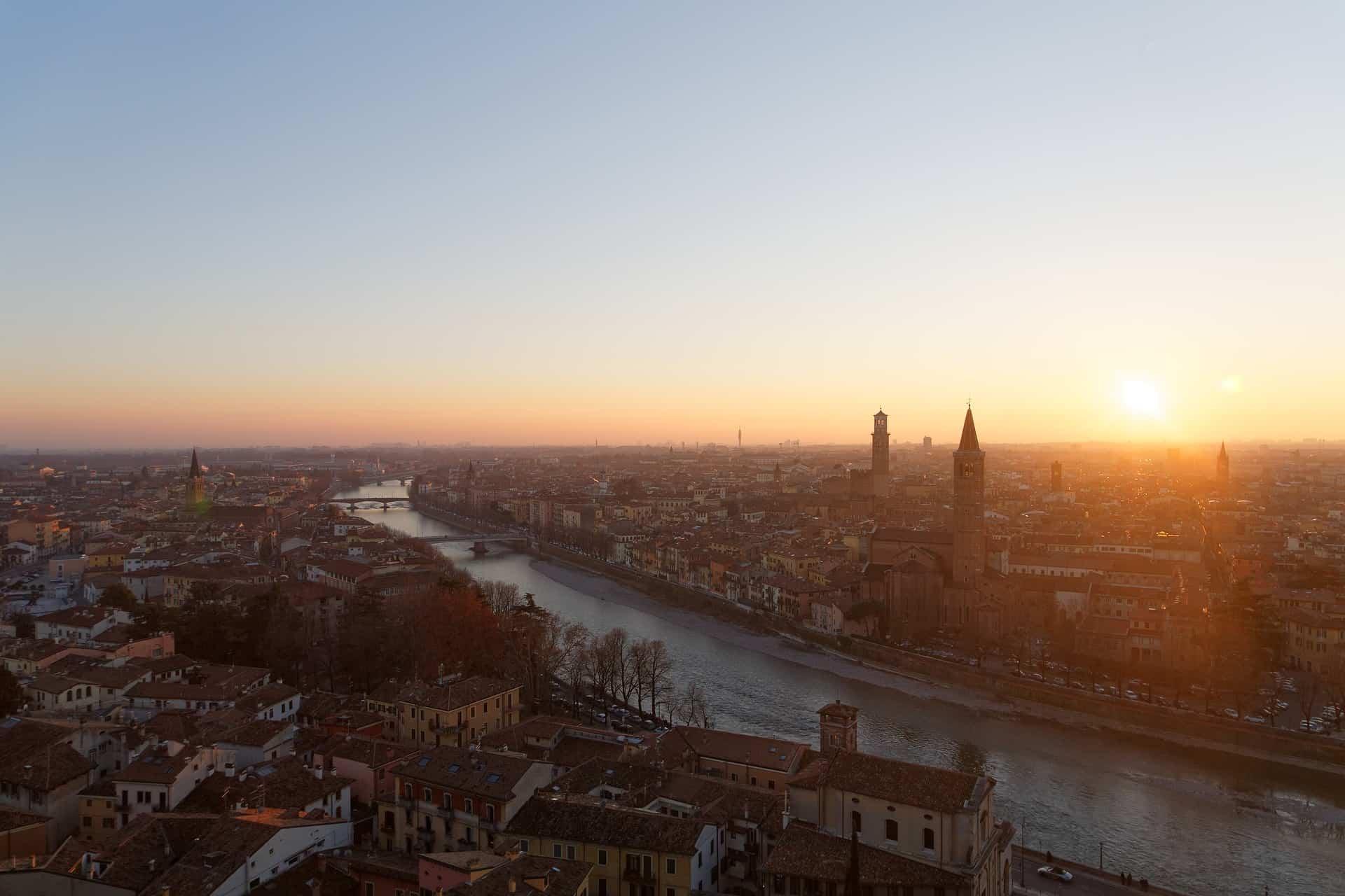 Verona - Gardasee Orte