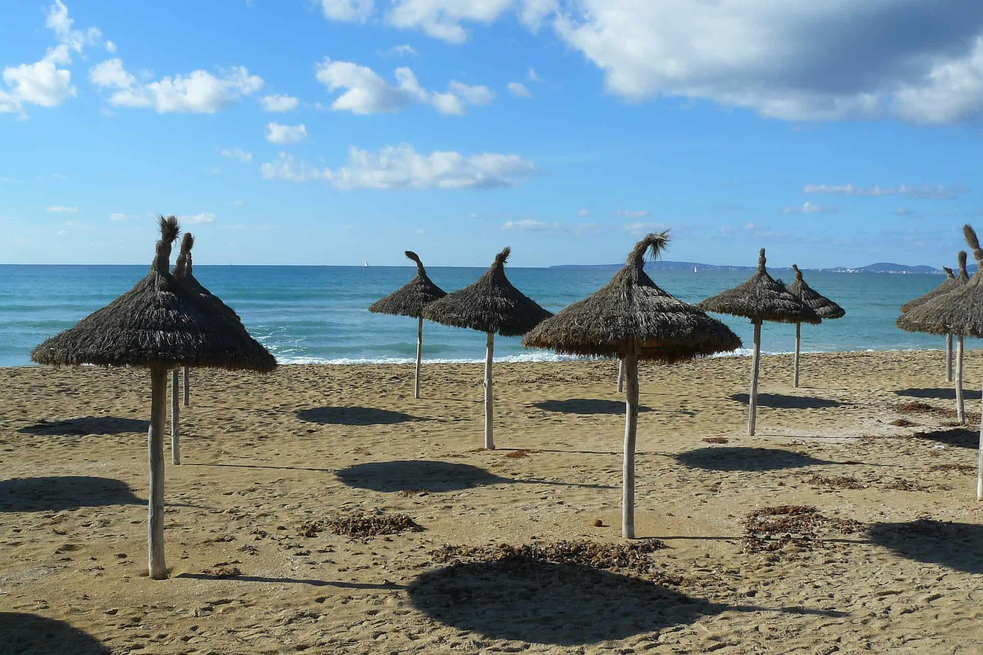 Von Köln mit Billigairlines an die Playa de Palma
