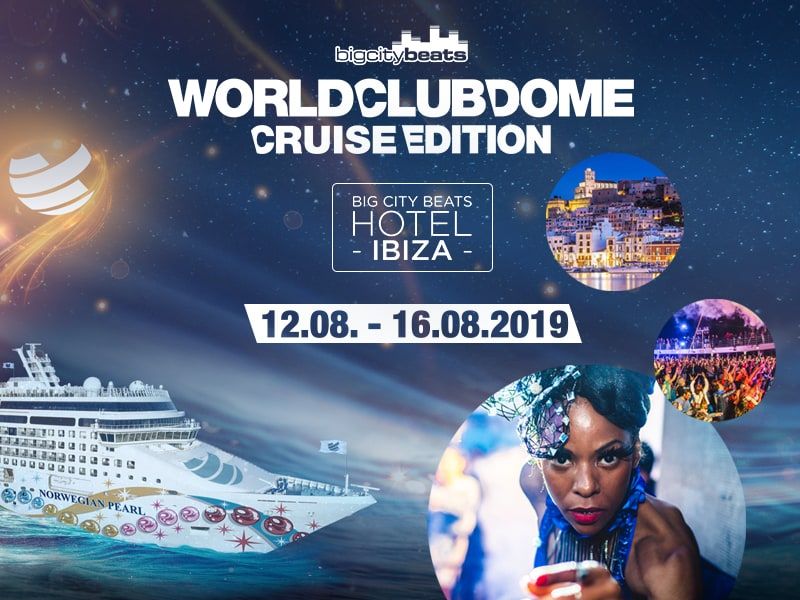 World Club Dome Cruise Edition 2019