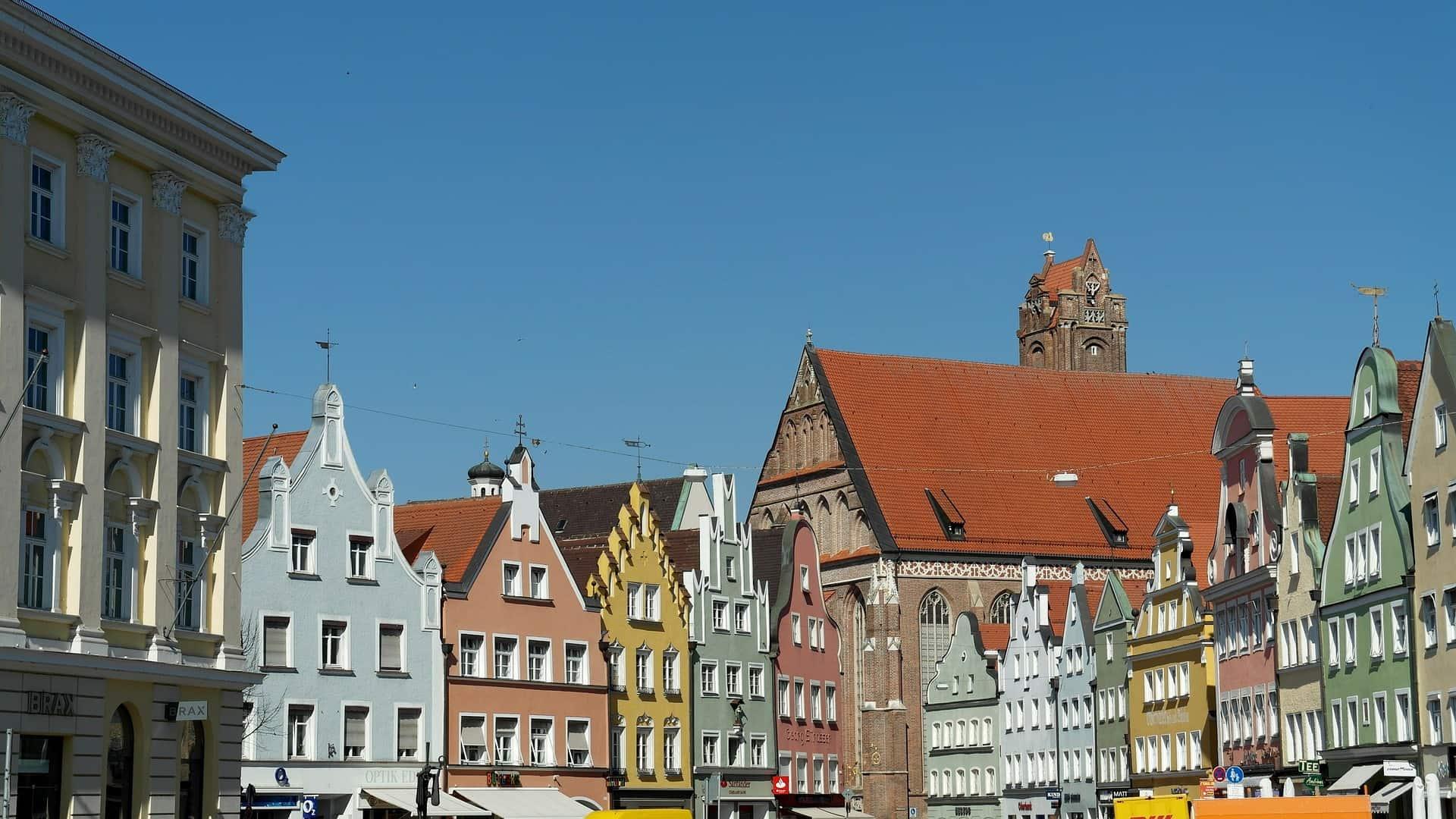 Städtereise Landshut - Hotel nur 49,99€   Kurzurlaub in Bayern 2